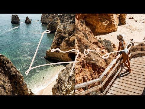 EXPLORING LAGOS, PORTUGAL | Ash Owens
