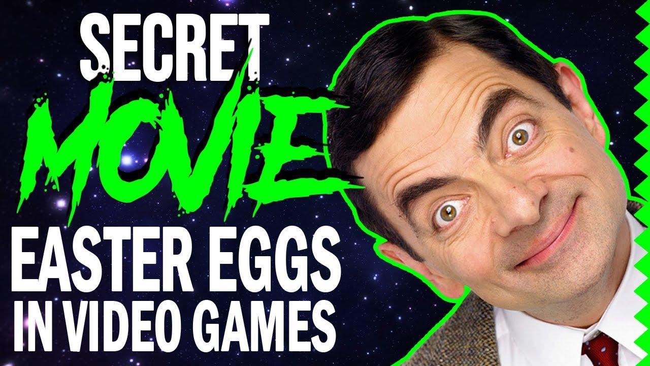 Top 10 Movie Easter Eggs in Video Games!