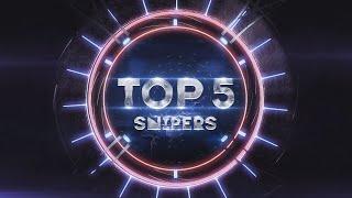 [CF] TOP 5 - Melhores Snipers do Crossfire !