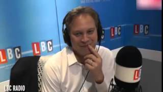 Watch as Grant Shapps is blasted by radio listener for