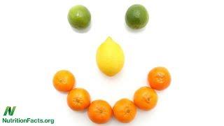 Citrusová kůra a rakovina: Kúra pro život?