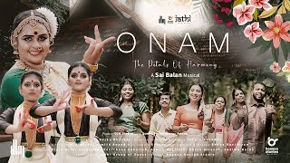 വേറെ ലെവൽ ഓണപ്പാട്ട്   Onam Songs Malayalam 2021   Onam The Petals of Harmoney   Sai Balan