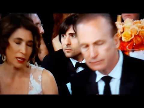 Priyanka Chopra presenting Golden Globe Award 2017 for Best Actor TV Series ( Drama)