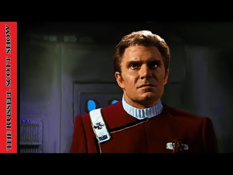 The Final Secrets of Star Trek Continues (STC) with Vic Mignogna LIVE on the Russell Scott Show