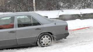 Mercedes Benz Diesel Power 4-Matic ohne Problem
