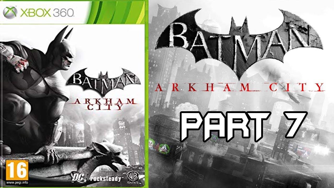 Batman Arkham City Walkthrough Gameplay Part 7 - [HD] No ...