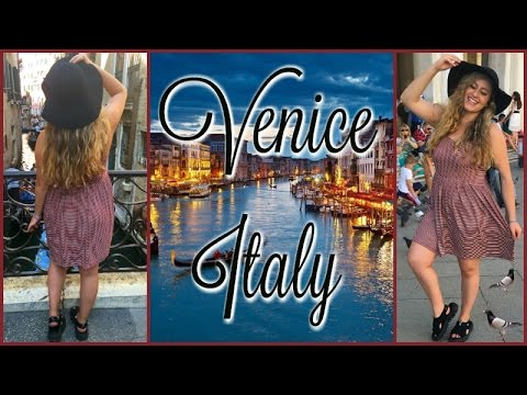 A DAY IN VENICE ITALY!