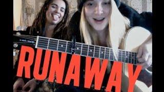 """""""RUNAWAY"""" (Cover) - Sammi Kane Kraft & Ariana Tibi"""