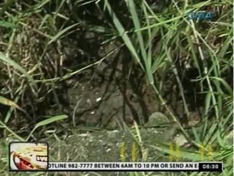 24 Oras: Malaking butas, nadiskubre sa maximum security compound ng New Bilibid Prison