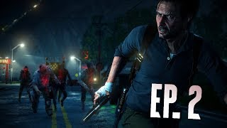 The Evil Within 2 - Sneaking into Union (Ep. 2)