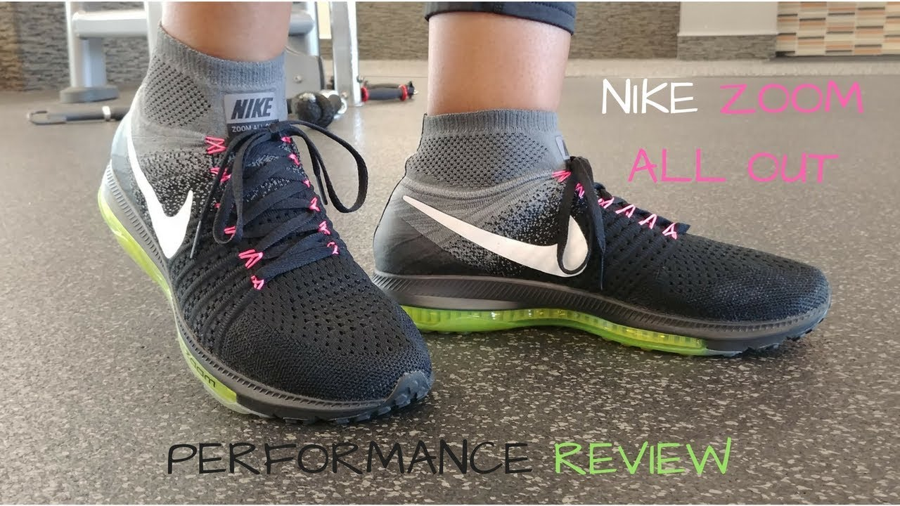 Gainz Rotation Ep 3: Nike Zoom All Out Flyknit Performance Review + Latest  Pickup