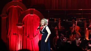 Lara Fabian at Gorbachev 80th Birthday.