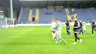 2016-10-21 FC Fastav Zlín - Bohemians Praha 1905 1:1 (1:0)