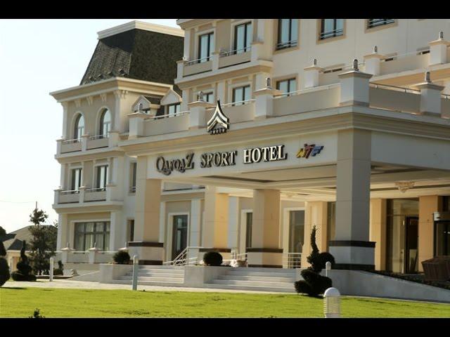 Qafqaz Sport Hotel Qabala Otel V Gabala Youtube