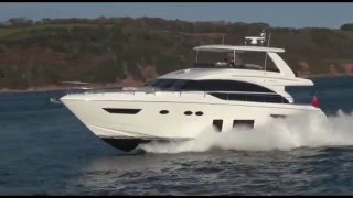 Flybridge Princess 68