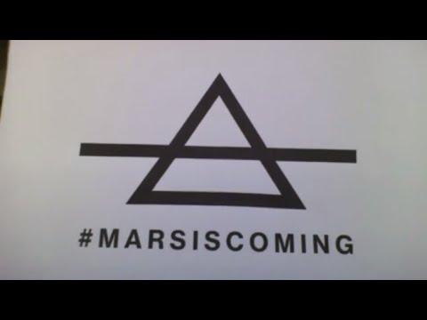 Jared Leto Facebook Live - 30 Seconds To Mars - European Tour