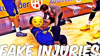 NBA Fake Injuries
