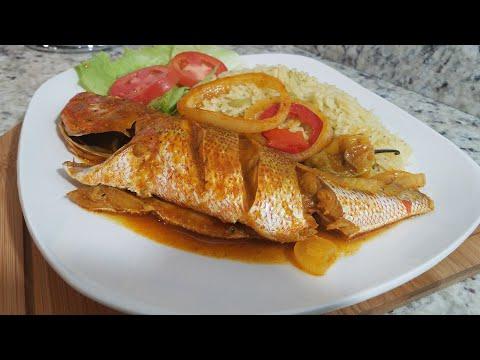 Easy Fish Stew Recipe| Sauce Poisson