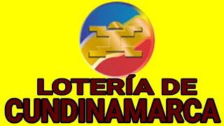 Resultados Lotería de Cundinamarca 12 de Abril de 2021