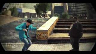 EA Skate 2 Realistic Montage-Rob and Big