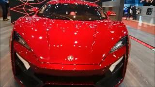 Lykan Hypersports, Perfect Dubai car