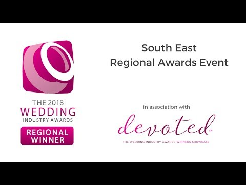 Wedding Planner of the Year - TWIA 2018 South East Regional Winner