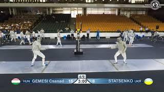 Novi Sad European Championships 2018 Day06 T08 MS HUN vs UKR