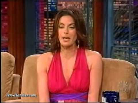 Funny Teri Hatcher interview (2006)