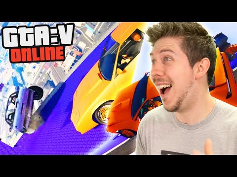 WORLD CLASS ACCURACY! | GTA 5 Online Overtime Rumble