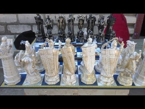 Моя коллекция шахмат на продажу +шахматы гарри поттера