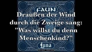 Faun - Wind und Geige XIV (lyrics)
