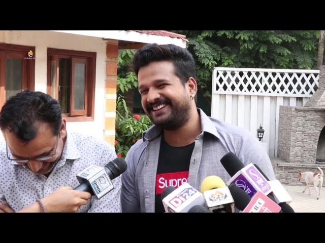 Bhojpuri Film JEET With Ritesh Pandey On Location Shooting कैसे होती है शूटिंग देखिए