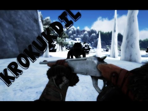RIFLEHÆLVETE | Ark Survival Evolved EP11S3 | Norsk Gaming
