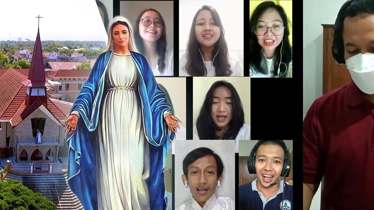 Download Various Artist - Mars Santa Maria Assumpta (Subtitle Tersedia) [Pesta Nama Gereja Gamping Ke-60]
