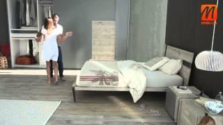 видео мебель для спальни модерн