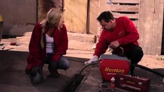 Rohrreinigungsspirale - Rentas Werkzeugvermietung