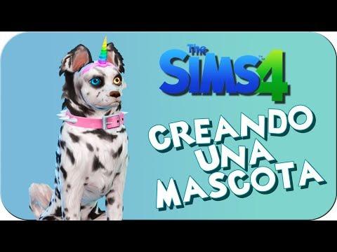 PROBANDO EL CREADOR DE PERROS Y GATOS EN PROFUNDIDAD!! - Sims Camp 2017 Sims 4