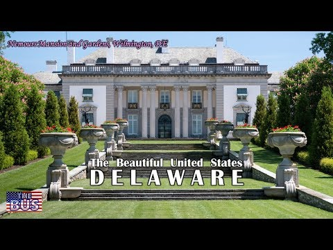 USA Delaware State Symbols/Beautiful Places/Song OUR DELAWARE w/lyrics