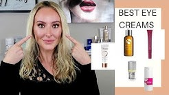 BEST Eye Creams for EVERY Eye Concern | Medical Grade Anti-aging Eye Creams 2019
