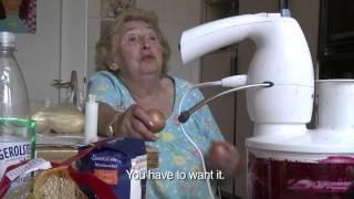 OMA & BELLA COOKBOOK VIDEO: RED BORSCHT