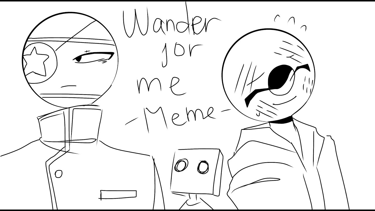Download (Countryhumans) Wonder for me - Meme ft. South and North Korea