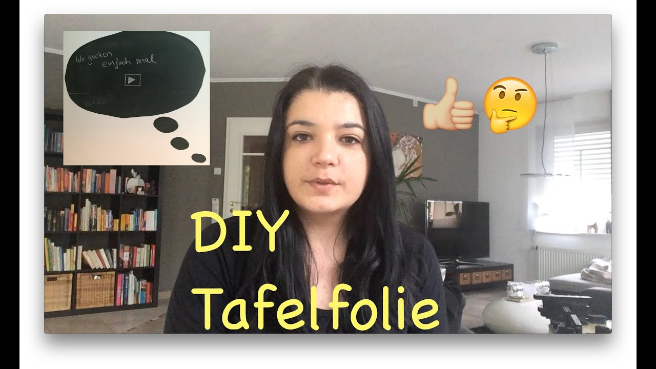 diy tafelfolie f r die k che youtube. Black Bedroom Furniture Sets. Home Design Ideas