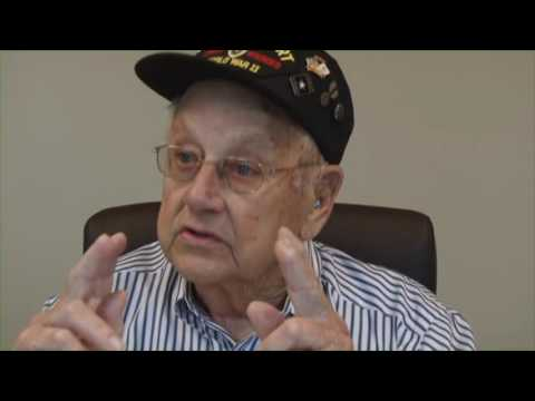 Oral History Interview World War II - 8 Aug 2016 - Howell Dulaney