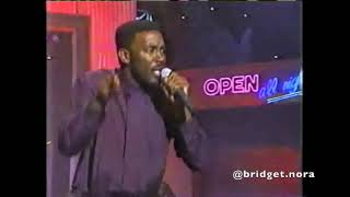 Big Daddy Kane - It's Hard Being the Kane (Live)