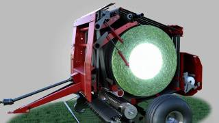 Massey Ferguson 2800 Baler Animation