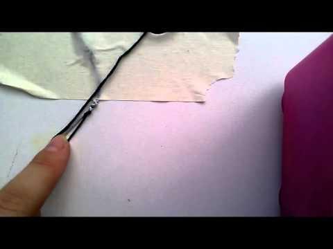 узлы для фенечек и как читать