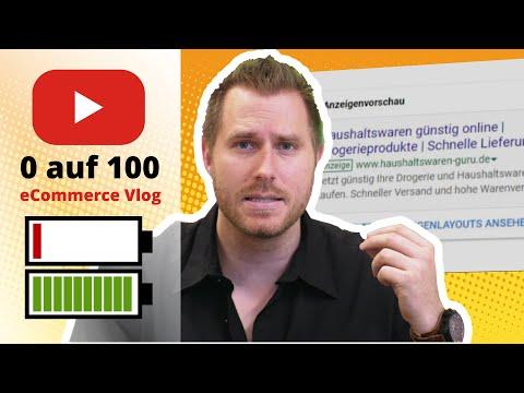 tricoma Vlog 0-100 #7: Google Ads - Grundeinrichtung des Accounts - Jetzt starten wir