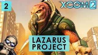 XCOM 2 Tactical Legacy Pack - The Lazarus Project - Mission 2 of 7