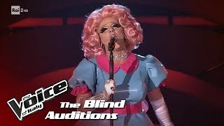 "Francesco Bovino ""Quizas quizas quizas"" - Blind Auditions #1 - The Voice of Italy 2018"