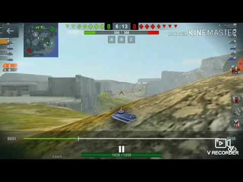 Wot blitz. Chi-to t6 paper tank.